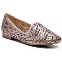 Lordsy CAPRICE - 9-24501-22 Soft Pink Met. 596, w 9 rozmiarach