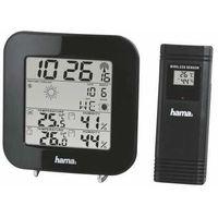 Stacja pogody Hama Czarna (EWS-200) Darmowy odbiór w 19 miastach! (4047443289933)