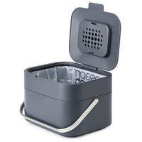 stack 4 food waste caddy with odour filter marki Joseph joseph
