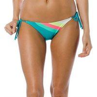strój kąpielowy FOX - Creo Side Tie Btm Jade (167) rozmiar: S, 1 rozmiar