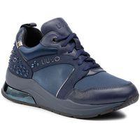 Sneakersy LIU JO - Karlie 23 B69031 PX043 Marine S1113, kolor niebieski