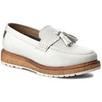 Półbuty - bark loafer wf0690102 off white 98 marki Wrangler