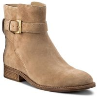 Botki TORY BURCH - Brooke Ankle Bootie 45934 Perfect Sand 262, ankle