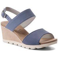 Sandały CAPRICE - 9-28701-20 Blue Comb 809, w 6 rozmiarach