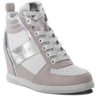 Sneakersy CALVIN KLEIN JEANS - Beth R0648 White/Silver, kolor wielokolorowy