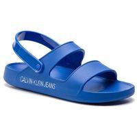 Sandały CALVIN KLEIN JEANS - Prisca R7780 Nautical Blue, w 7 rozmiarach