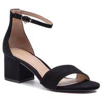 Sandały KAZAR - Tanzany 37569-02-00 Black, kolor czarny