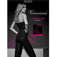 Veneziana Control Top 60 ROZMIAR: 4/L • KOLOR: GRAFITTO (5901507461125)