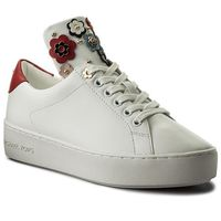 Sneakersy MICHAEL KORS - Mindy Lace Up 43S8MNFS1L Opwht Multi, 1 rozmiar
