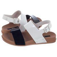 Melissa Sandały cosmic sandal iii ad 32495/52909 black/white/brown (ml100-b)