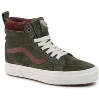 Sneakersy - sk8hi mte vn0a4bv7v401 (mte) deep lichen gr/rt br, Vans, 35-40