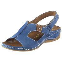 Sandały 1057 - niebieskie, Góral