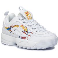 Fila Sneakersy - disruptor calabrone low wmn 1010609.90a calabrone