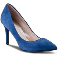 Szpilki GINO ROSSI - Savona DCG211-Y61-0020-5300-0 55, kolor niebieski