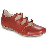 Baleriny Josef Seibel FIONA 04, kolor czerwony