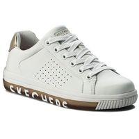 Sneakersy SKECHERS - Step On It 73630/WTGD White/Gold