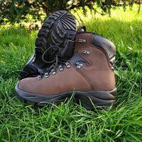 Trzewiki myśliwskie trekkingowe brązowe Demar Trek M6 48, kolor brązowy