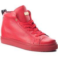 Sneakersy EVA MINGE - Boadilla 4E 18BD1372641EF 108, kolor czerwony