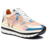 Sneakersy - may mesh 0012013506.02.1m08 rosa/bianco/arancio, Voile blanche, 37-41