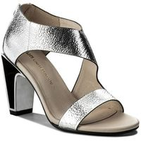 Sandały UNITED NUDE - Icon Flow 10288141113 Silver, kolor szary