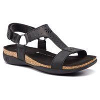 Sandały KEEN - Kaci Ana T Strap Sandal 1020443 Black, w 6 rozmiarach
