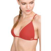górna część stroju kąpielowego czerwony l marki Calvin klein