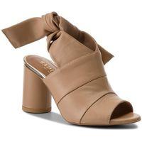 Sandały - 7787-69-007 beż 007 marki Badura