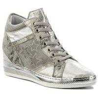 Sneakersy KHRIO - 181K7114PKVESQ Zinco/Perla