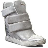 Carinii Sneakersy - b3493 venus lustro srebro/dave met 6729/0101