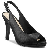 Sandały MATEO - 2480-F39 Czarny