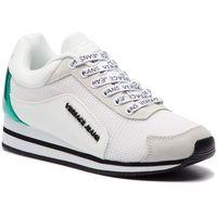 Versace Sneakersy jeans - e0vtbsa3 70899 003