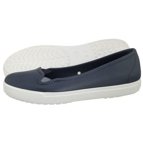 Baleriny Crocs Citilane Flat W Navy 202923-462 (CR89-a), kolor niebieski