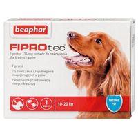 Fiprotec M dla psów od 10 do 20 kg - 134mg - od 10 do 20 kg - 134mg (8711231143283)