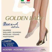 Baletki 6q fresh microfibra rozmiar: 39-42, kolor: biały, golden lady, Golden lady