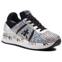Sneakersy - liz 3634 czarny srebrny, Premiata, 35-40
