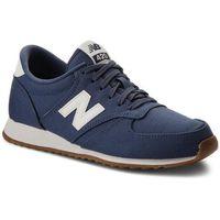 New balance Sneakersy - wl420fsb granatowy