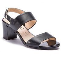 Sandały - 9-28302-22 black nappa 022 marki Caprice