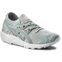 Sneakersy ASICS - TIGER Gel-Kayano Trainer Knit HN7M4 Glacier Grey/Mid Grey 9696, w 9 rozmiarach