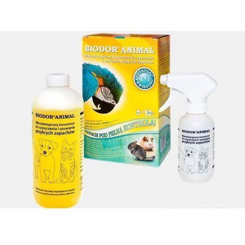 Gdzie kupić Biodor Animal koncentrat do usuwania przykrych zapachów 500ml (5901549494020)