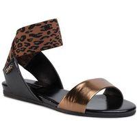 Sandały LIU JO - Becky 04 Sandal SA0031 TX106 Brass S1805, kolor żółty