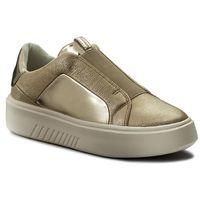 Sneakersy - d nhenbus b d828db 0kybn c0586 platinum/gold, Geox, 36-41