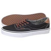 Półbuty Vans Era 59 (CL) Black/Stripe Denim VN0003S4IO3 (VA93-b), kolor czarny