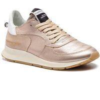 Sneakersy PHILIPPE MODEL - Montecarlo NTLU M001 Metal Or Rose