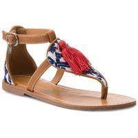 Sandały PEPE JEANS - Maya Borla PGS90104 Naval Blue 575, kolor wielokolorowy