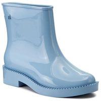 Kalosze - rain drop boot ad 32185 light blue 01307 marki Melissa