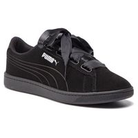 Sneakersy PUMA - Vikky V2 Ribbon S 369726 01 Puma Black/Puma Black/Silver