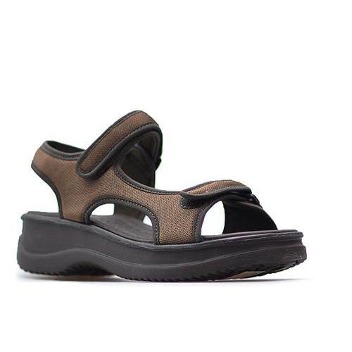 Sandały 320-323 brązowe, Azaleia