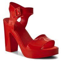 Sandały MELISSA - Mar Heel Ad 31951 Red 01698, w 5 rozmiarach