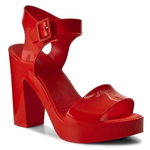 Sandały MELISSA - Mar Heel Ad 31951 Red 01698, w 3 rozmiarach