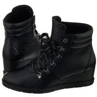 Sneakersy Ryłko Czarne 3GUA2_Q_ _WD8 (RY26-a), w 3 rozmiarach